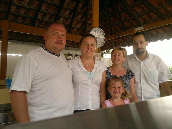 Marathon Hotel: Pani Kasia jej mąż i goście