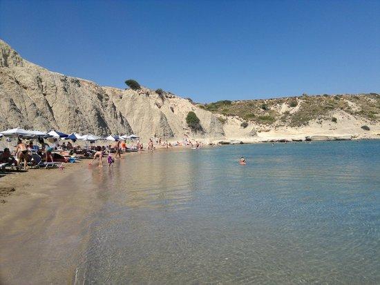 Marathon Hotel: plaża niedaleko zatoczka