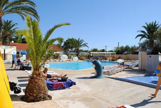 Le California: La piscine