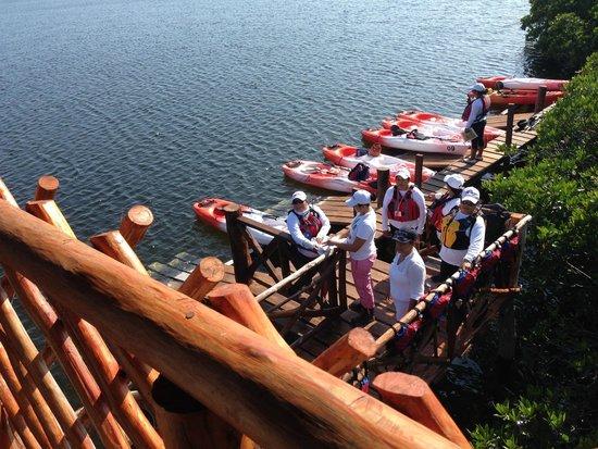 Sian Ka'an Biosphere Reserve : Actividades acuáticas para todos