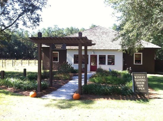 Ridgeland, Carolina del Sur: September Oaks Tasting room