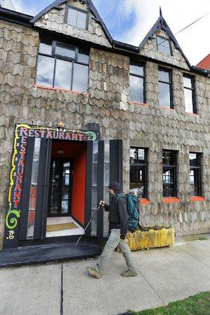 Noi Indigo Patagonia : Restaurant