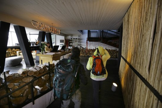 Noi Indigo Patagonia : Entrada