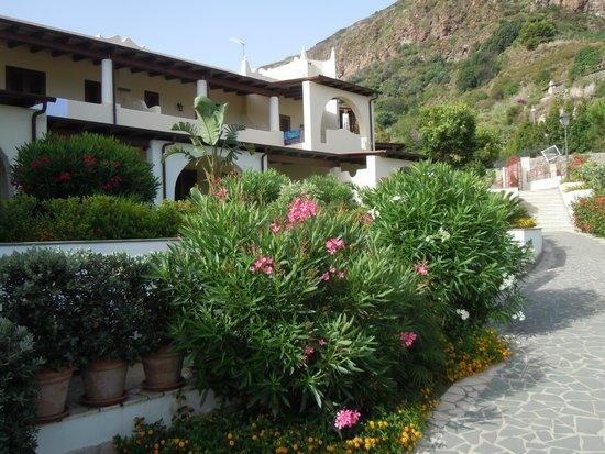 Borgo Eolie Hotel: Le camere