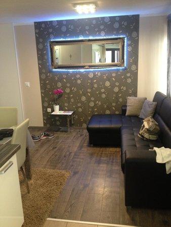 Villa Toni: Living room