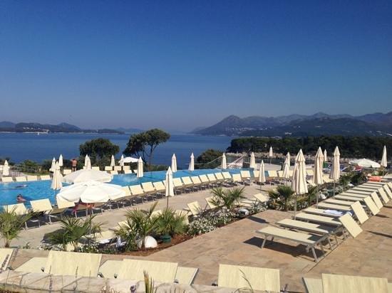 Valamar Argosy Hotel: Argosy hotel pool area, July 2014