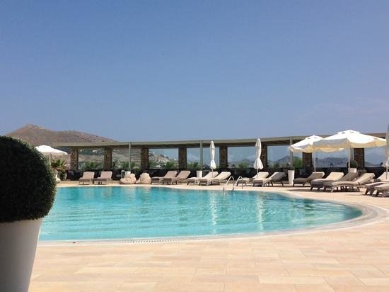 Saint Andrea Seaside Resort: Another beautiful day on Paros