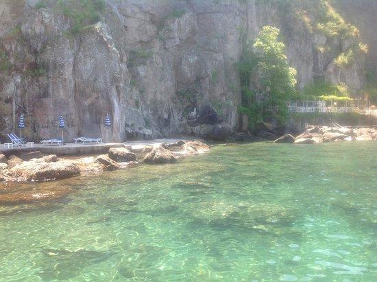 Grand Hotel Riviera: Hier baden Sie
