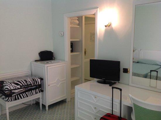 Grand Hotel Riviera : Zimmer 98 Economy