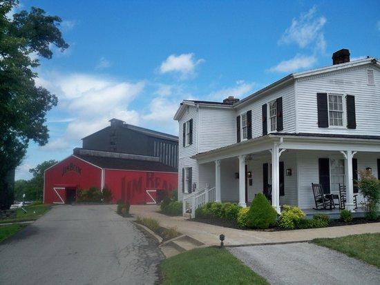 Jim Beam American Stillhouse: Original home of the Master Distiller #1