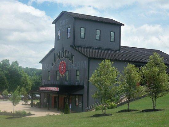 Jim Beam American Stillhouse: The Stillhouse