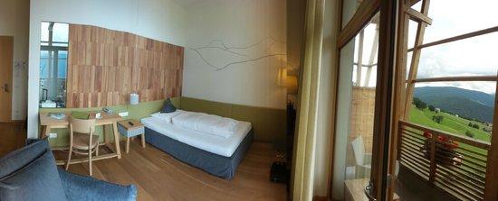 Hotel Gitschberg: camera singola Pitzna