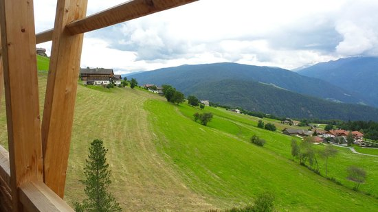 Hotel Gitschberg: vista da balcone camera