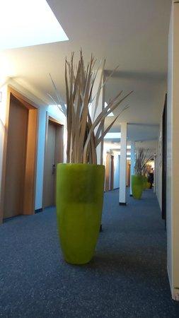 Hotel Gitschberg: corridoio 3° piano hotel