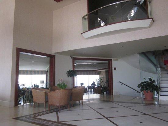 Hotel Mediterranean : hall