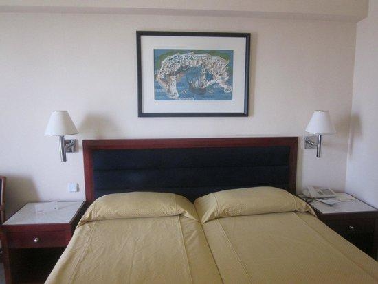 Hotel Mediterranean : camera