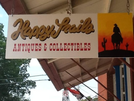 Happy Trails Antiques and Collectibles