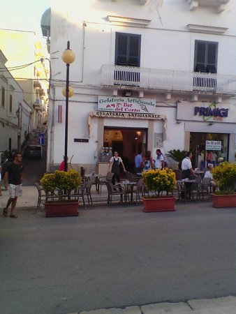 Bar Del Corso Vieste