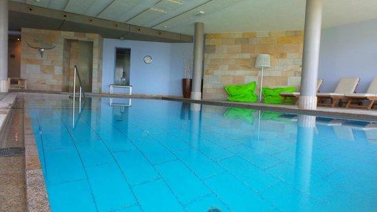 Hotel Gitschberg: piscina panoramica