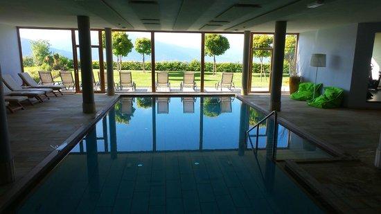 Hotel Gitschberg: pascina panoramica