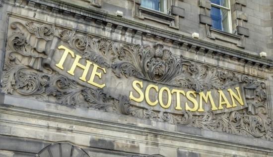 The Scotsman Hotel: the Scotsman, Edinburgh