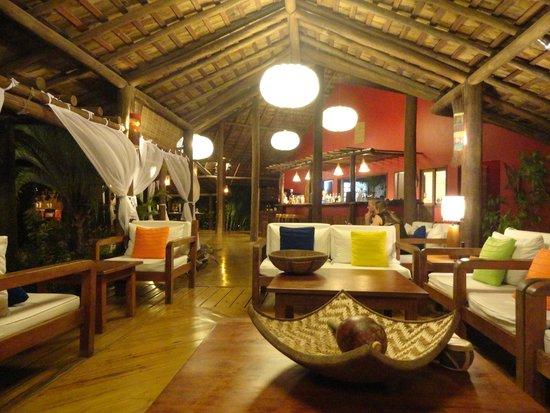 Anima Hotel: Area interna