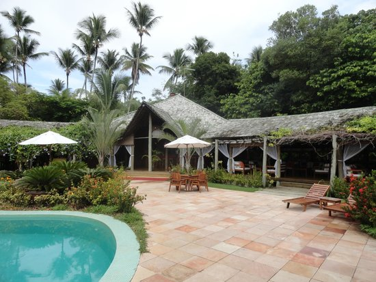Anima Hotel: Area externa