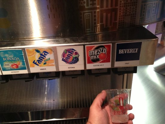 World of Coca-Cola: Beverly - DISGUSTING!!