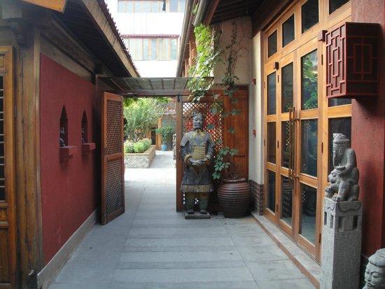 Red Wall Garden Hotel: Inkom