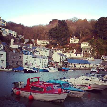 Talland Bay Hotel: Polperro..so cute!