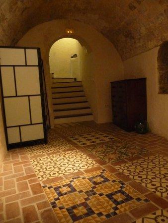 La Casa Grande: una stanza di passagggio per andare alla nostra camera