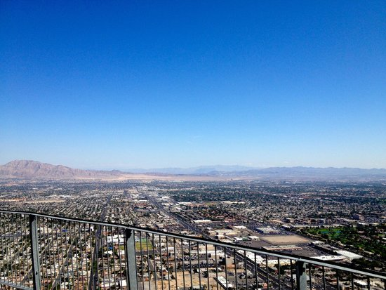 Stratosphere Tower: View7