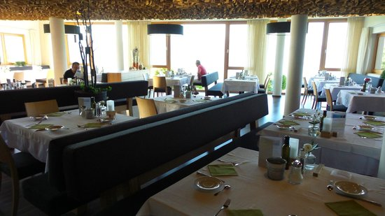 Hotel Gitschberg: Sala colazione e cena