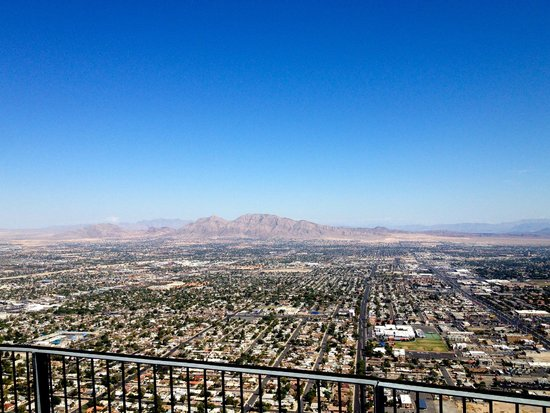 Stratosphere Tower: View1