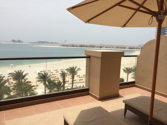 Fairmont The Palm, Dubai: View