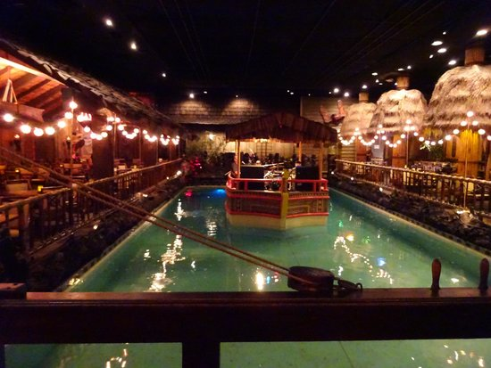 The Fairmont San Francisco: Tonga Room