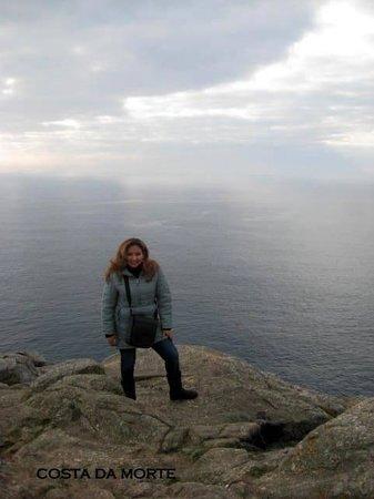 Cabo Touriñán: yo