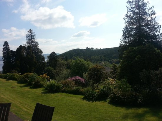 Stonefield Castle Hotel: View from the Terrace