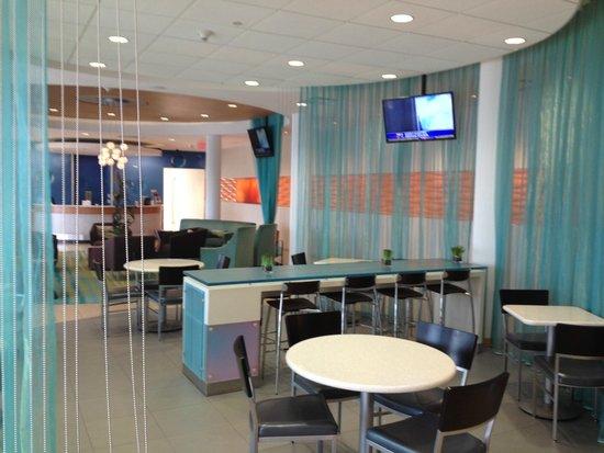 SpringHill Suites Houston Rosenberg: Foyer