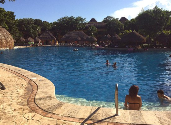 Iberostar Quetzal Playacar: main pool