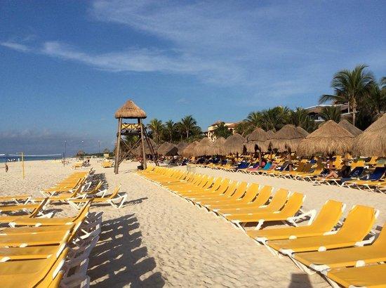 Iberostar Quetzal Playacar: the beach