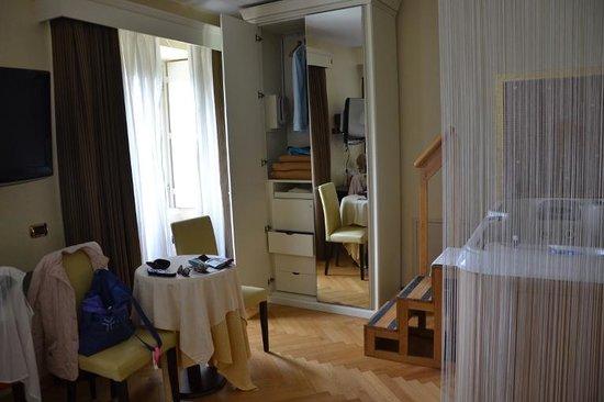 Villa dei Cedri: La stanza