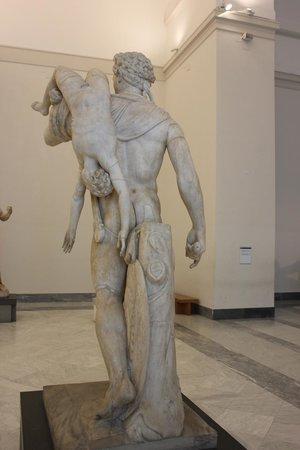 Musée archéologique national de Naples : Beeld 4