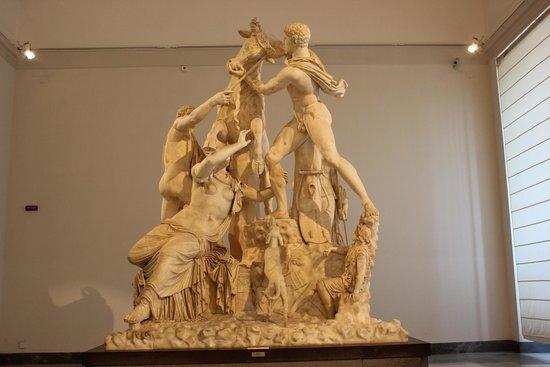 Musée archéologique national de Naples : Beeld