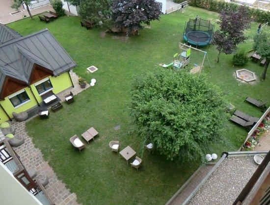 Hotel Eden : il giardino