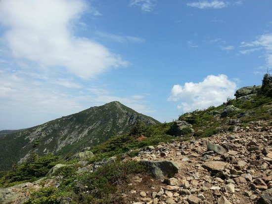 Franconia Notch State Park: view from the Franconia Ridge