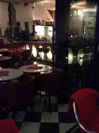 Hollywood Media Hotel : Hotelcafe Callas