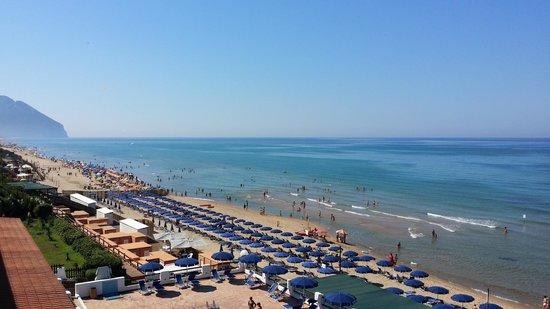 Le Dune Hotel: Panorama