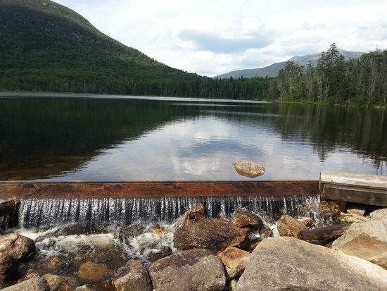 Franconia Notch State Park: Lonesome Lake