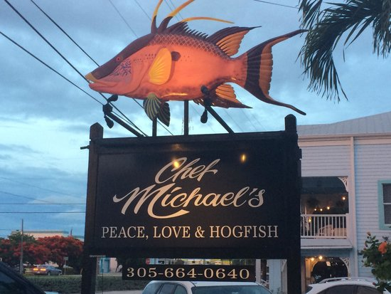 Chef Michael's: Outstanding food and service!